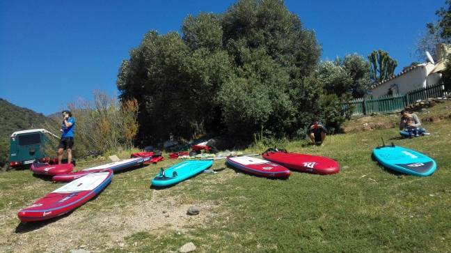 Puertas_abiertas_the_hawaiians_SUP_center_Marbella_preparacion