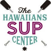 Logo Hawaiians SUP Center